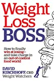 Weight Loss Boss, David Kirchhoff, 1623360234