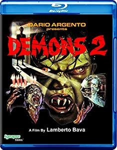 Demons 2 (Blu-ray) from Synapse Films