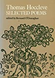 Selected Poems, Hoccleve, Thomas, 0856353213