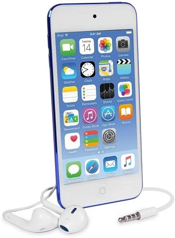 Apple iPod touch 6th Generation Blue 64 GB