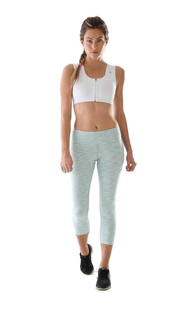 ALIGNMED MidCalf Capri Yoga Pants (Large, Mint)