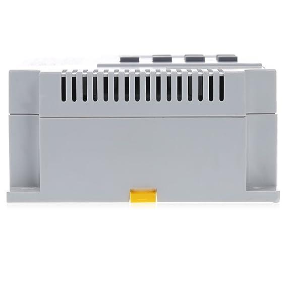 SYMTOP TM613 SINOTIMER Interruptor Minutero 3 Fases 380V 415V para Motores de Bomba de Agua y Controles de Calentador de Piscina: Amazon.es: Electrónica