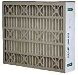 Glasfloss Industries ABP202552PK Z-Line Series 500 AB MERV 10 Air Cleaner Replacement Filter Option, 2-Case