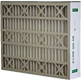 Glasfloss Industries ABP162552PK Z-Line Series 500 AB MERV 10 Air Cleaner Replacement Filter Option, 2-Case