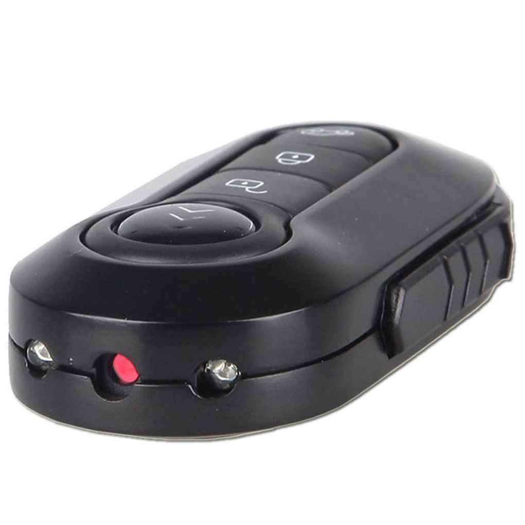 Full HD 1920x1080P Car Key Chain Hidden DV IR LED Night Hidden DVR Monitoring Camera