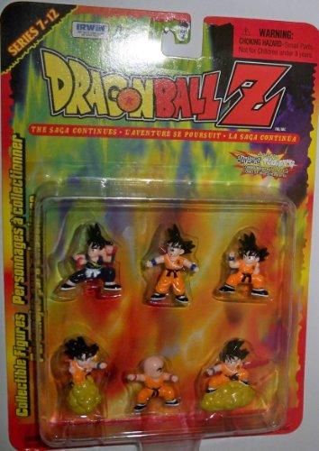 Dragon Ball Z The Saga Continues Series 7-12