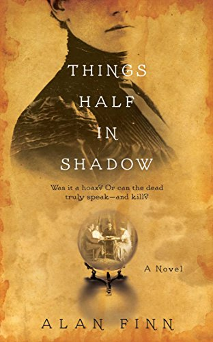 book cover of Things Half in Shadow