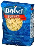 DaVinci Bowties Pasta, 16-Ounces (Pack of 12)
