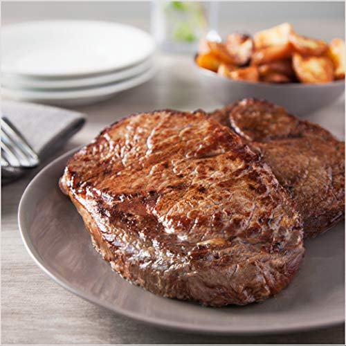 Pre, 8 (10 oz.) Ribeye Steaks - 100% Grass-Fed, Grass-Finished, and Pasture-Raised Beef