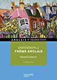 img - for initiation au th me anglais book / textbook / text book