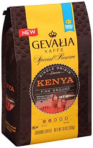 Gevalia Special Reserve Fine Ground Kenya Ground Coffee, 10.0 oz ()
