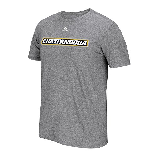 adidas Team Font 60/40 Go To Performance Tee, X-Large, Gray