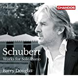 Schubert:Works For Solo Piano [Chandos: CHAN 10933]