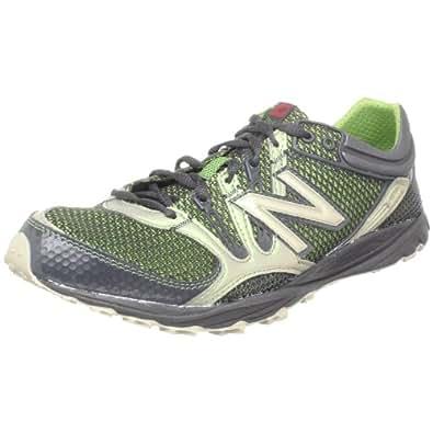New Balance Men's MT101 Trail Running Shoe,Green,8 D US
