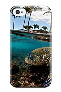 Fashion Protective Turtle Case Cover For Iphone 4/4s
