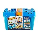 #7: Hot Wheels Track Builder Multi Loop Box Playset