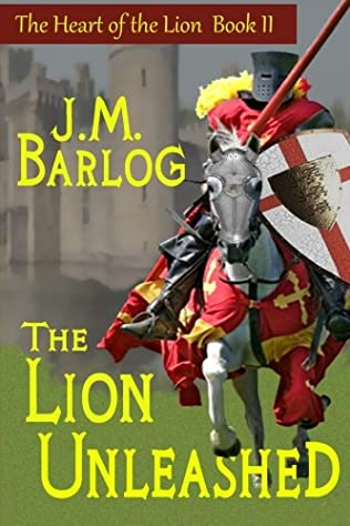 book cover of The Lion Unleashed