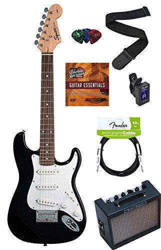 squier-by-fender-mini-strat-electric-guitar-bundle-with-amplifier-cable-tuner-strap-picks-austin-baz