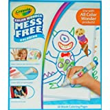 Best Crayola Book Of Colors - Crayola Color Wonder Drawing Paper-30 Sheets Review