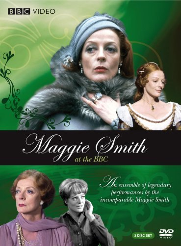 Maggie Smith at the BBC (The Merchant of Venice / The Millionairess / Bed Among the Lentils / Suddenly, Last Summer) by Various by BBC Home Entertainment