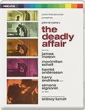 The Deadly Affair (Dual Format Limited Edition) [Blu-ray] [2017] [Region Free]