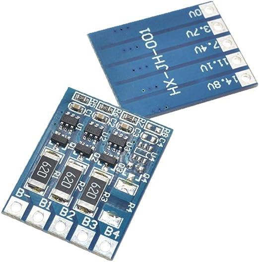3 S 4 2v Li Ion Lipo Balancer Board Balancing Board Elektronik