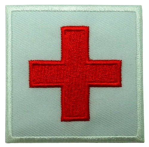 red-cross-medic-diy-applique-embroidered-sew-iron-on-patch-md-001