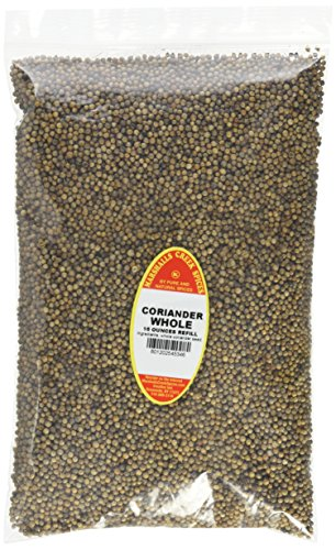Marshalls Creek Spices Family Size Kosher Coriander Seed Whole Seasoning Refill, 16 Ounce by Marshall's Creek Spices