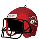 The Memory Company NCAA Iowa State Cyclones 3 Inch Helmet Ornament