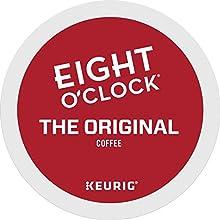 Eight O'Clock The Original Coffee K-Cup Pods, (100 ct.)