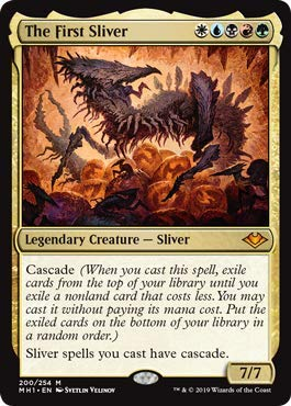 Magic: The Gathering - The First Sliver - Modern Horizons