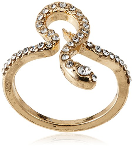 Accessorize Ring for Women (Crystal) (MN-19425108001)