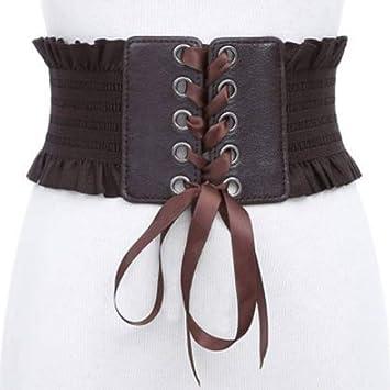 DYCHUN Cinturón Mujer Cinturón De Las Mujeres Cinturón Elástico ...