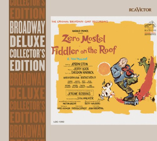 Fiddler on the Roof (Original ...