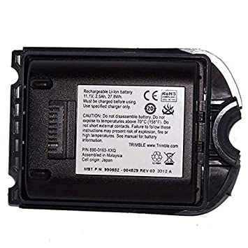 TDS Trimble TSC3 Spare Battery Pack