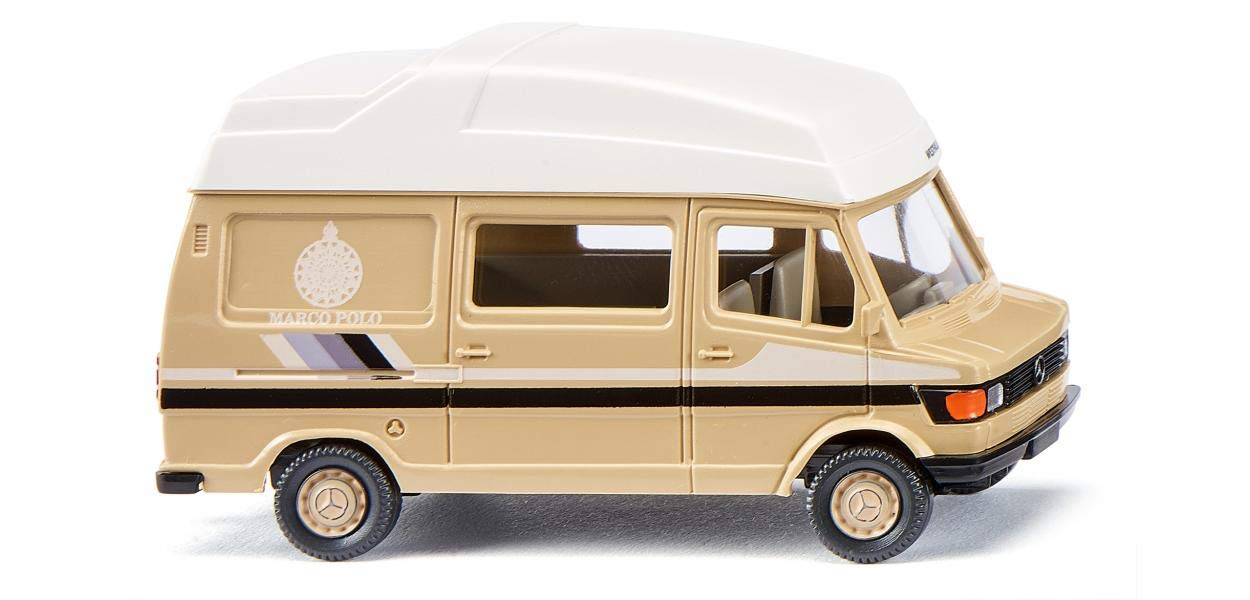 MB 207 D Autocaravana Marco Polo - Modelo Miniatura - Modello ...