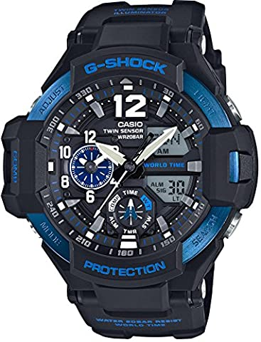 CASIO G-SHOCK MASTER OF G GRAVITYMASTER GA-1100-2BJF MEN'S (Gshock Watches Master Of G)