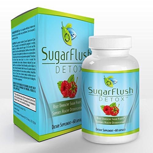 The 1 Sugar Detox Supplement Sugarflush Raspberry Ketone
