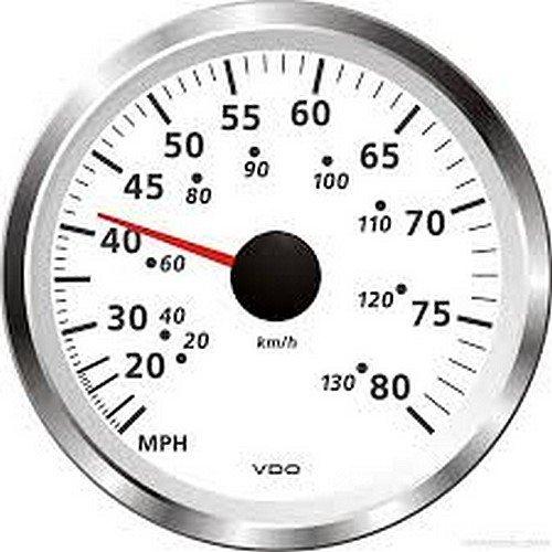 VDO A2C59513646-S Speedometer Gauge by VDO