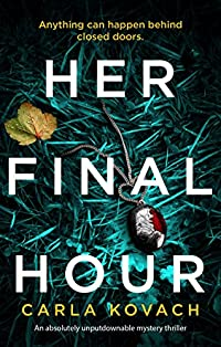 Her Final Hour by Carla Kovach ebook deal
