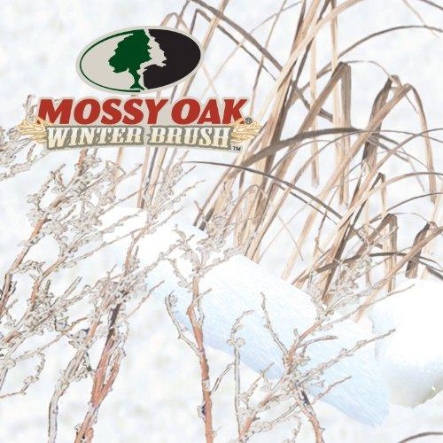 (Mossy Oak Graphics 14011-WB Winter Brush Auto Interior Skin)
