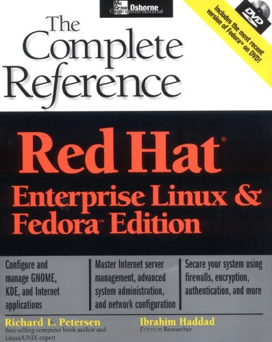 Red Hat Enterprise Linux & Fedora Edition (DVD): The Complete Reference