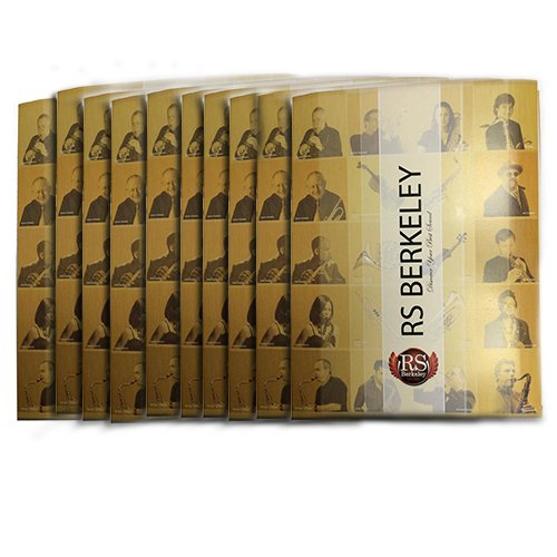 Band Folder 10 Pack