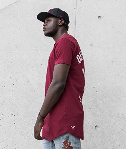 Distorted People Grand Team T-Shirt Dark Größe: M
