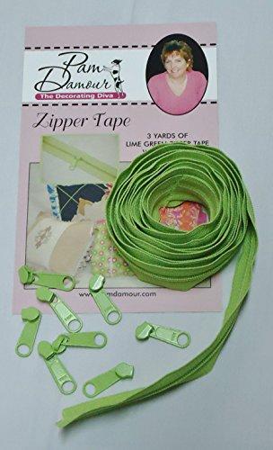 Lime Zipper - 6