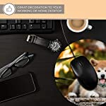 Round Mouse Mat - Japanese Akita Inu Puppy Dog Office Gift - RM15710 14