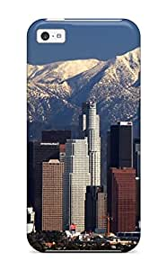 Top Quality Protection Los Angeles City Case Cover For Iphone 5c 1323786K16872360