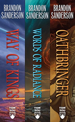 Archive Series - The Stormlight Archive, Books 1-3: The Way of Kings, Words of Radiance, Oathbringer