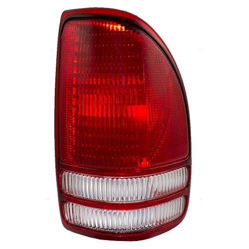 Passengers Taillight Tail Lamp Replacement for Dodge Pickup Truck 55055112