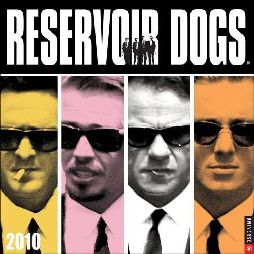 Reservoir Dogs 2010 Wall Calendar